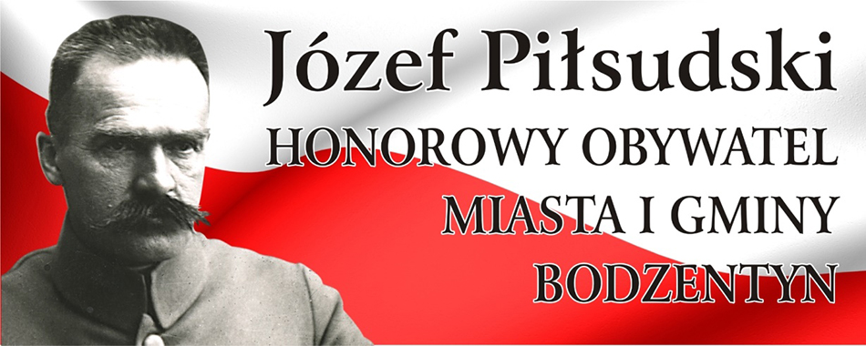 Marszałek Józef Piłsudski Honorowym Obywatelem Miasta I